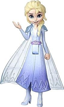 Frozen 2 Mini Muñeca Elsa (Hasbro E6305ES0): Amazon.es ...