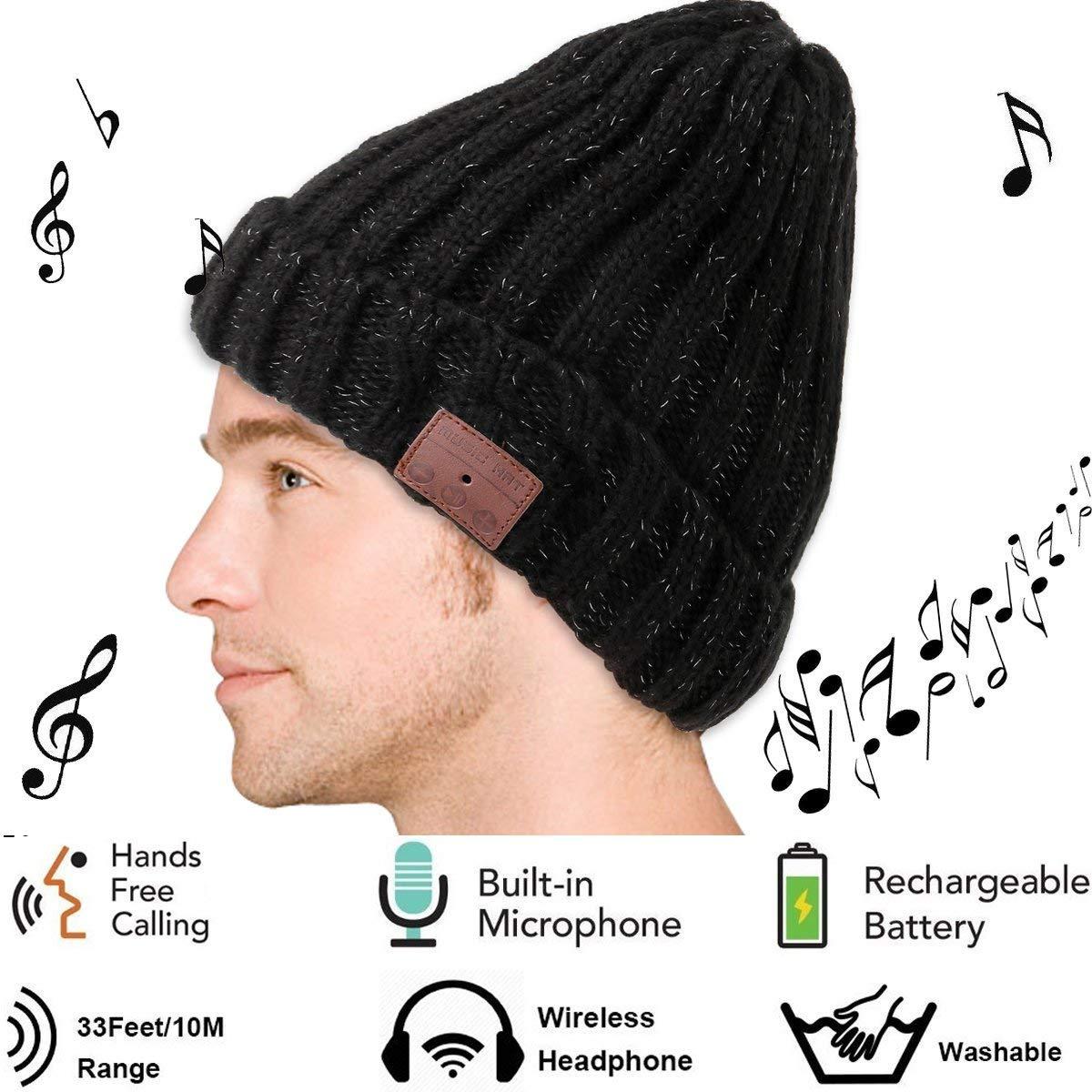 Cappello Beanie Bluetooth 9bacc2bbfaa4