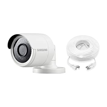 Samsung Wisenet SDC-89440BB - 4MP Weatherproof Bullet Camera, Compatible  with SDH-C85100BF