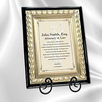 amazon com congratulation law school graduation gift juris doctor