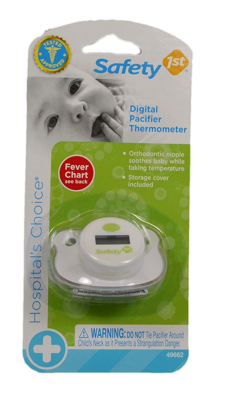 Amazon.com: Safety 1st bebé recién nacido Termómetro Digital ...