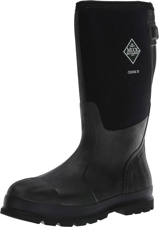 Muck Boot Men's Chore Wide Calf Rain