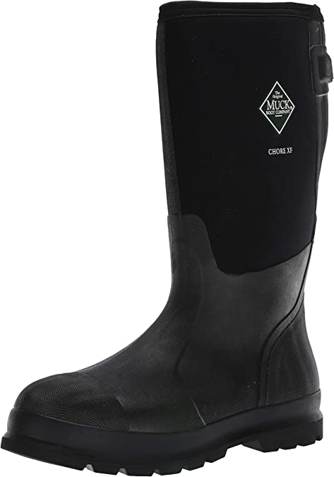 special sales wholesale sales famous brand Amazon.com | Muck Boot Men's Chore Wide Calf Rain Boot | Rain