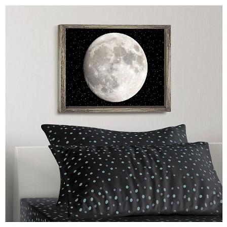 Full Moon Framed Art - Pillowfort™ : Target