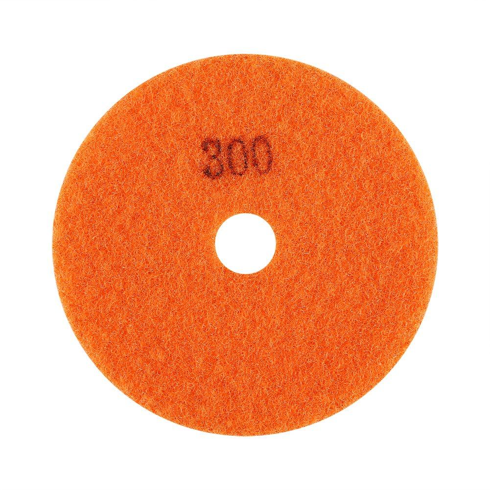 1pc Tampons de Polissage Disque de Meulage Disque de Polissage Granit Marbre Polissage 100mm 4 inch 3000