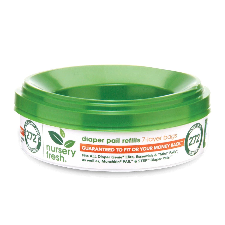 Nursery Fresh Nursery Fresh Diaper Pail Refills, 1 Pack Munchkin 44987
