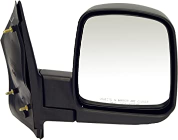 Dorman 955-1304 Chevrolet Express//GMC Savana Passenger Side Manual Replacement Side View Mirror