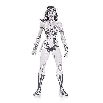 DC Collectibles DC Comics Blueline Wonder Woman by Jim Lee Action Figure: Toys & Games