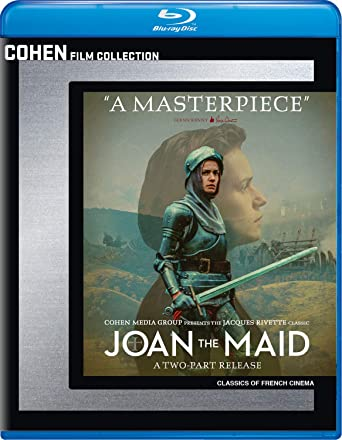 Joan the Maid [Blu-ray]