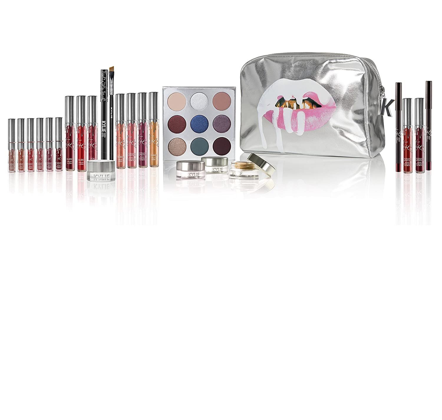 amazoncom kylie cosmetics the holiday collection bundle beauty
