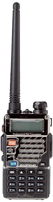26 opinioni per Baofeng UV-5R Plus 2M/70cm
