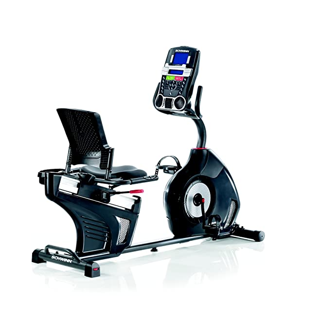 The Schwinn 270 Recumbent Bike
