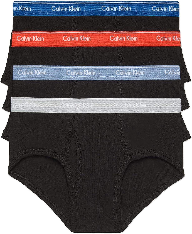 Calvin Klein Cotton Classics Multipack Briefs Calzones para Hombre: Amazon.es: Ropa y accesorios