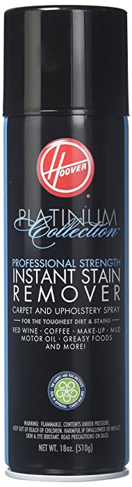 The Best Hoover Carpet Stain Remover