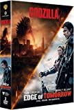 Edge of Tomorrow + Godzilla [DVD + Copie digitale]