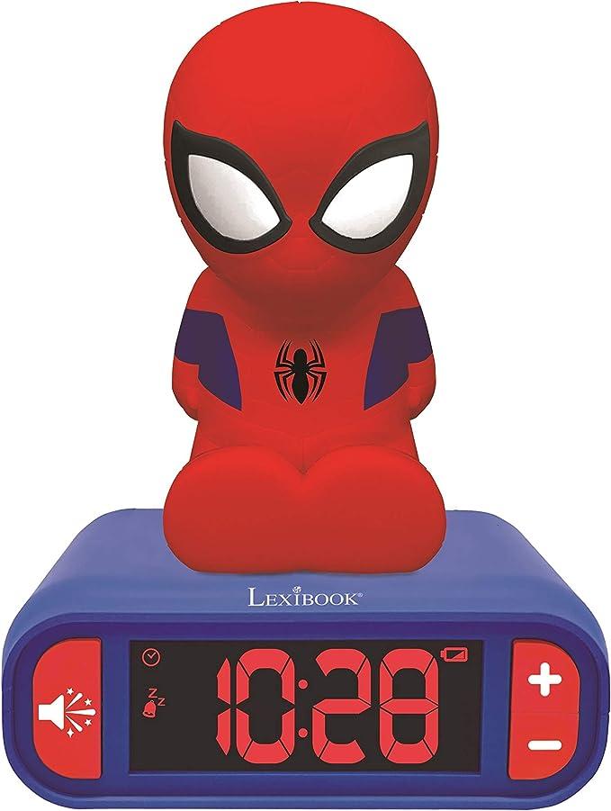 Personalized Spiderman Kid Night Light Spiderman Children/'s Light Boy/'s Room --NL-ACR-SPIDERMAN Kid/'s Bedroom Spiderman Night Light
