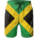 6882a5339a confirm vt Men's Jamaica Flag Proud Jamaicans Tropical Quick Dry Board  Shorts Swimming Volley Beach Trunks
