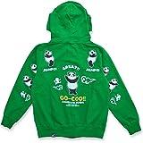 (ゴクウホンポ)悟空本舗 パンダラッシュジップパーカー 悟空本舗 GSJP-8236 GO-COO!! 和柄 和風 スエット お猿さん メンズ
