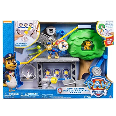 Image Unavailable. Image not available for. Color  Paw Patrol Rescue  Training Centre 4948eb0769