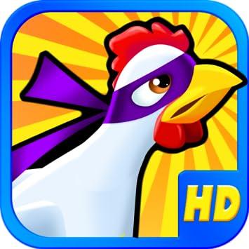 Amazon.com: Ninja Chicken Run: Appstore for Android