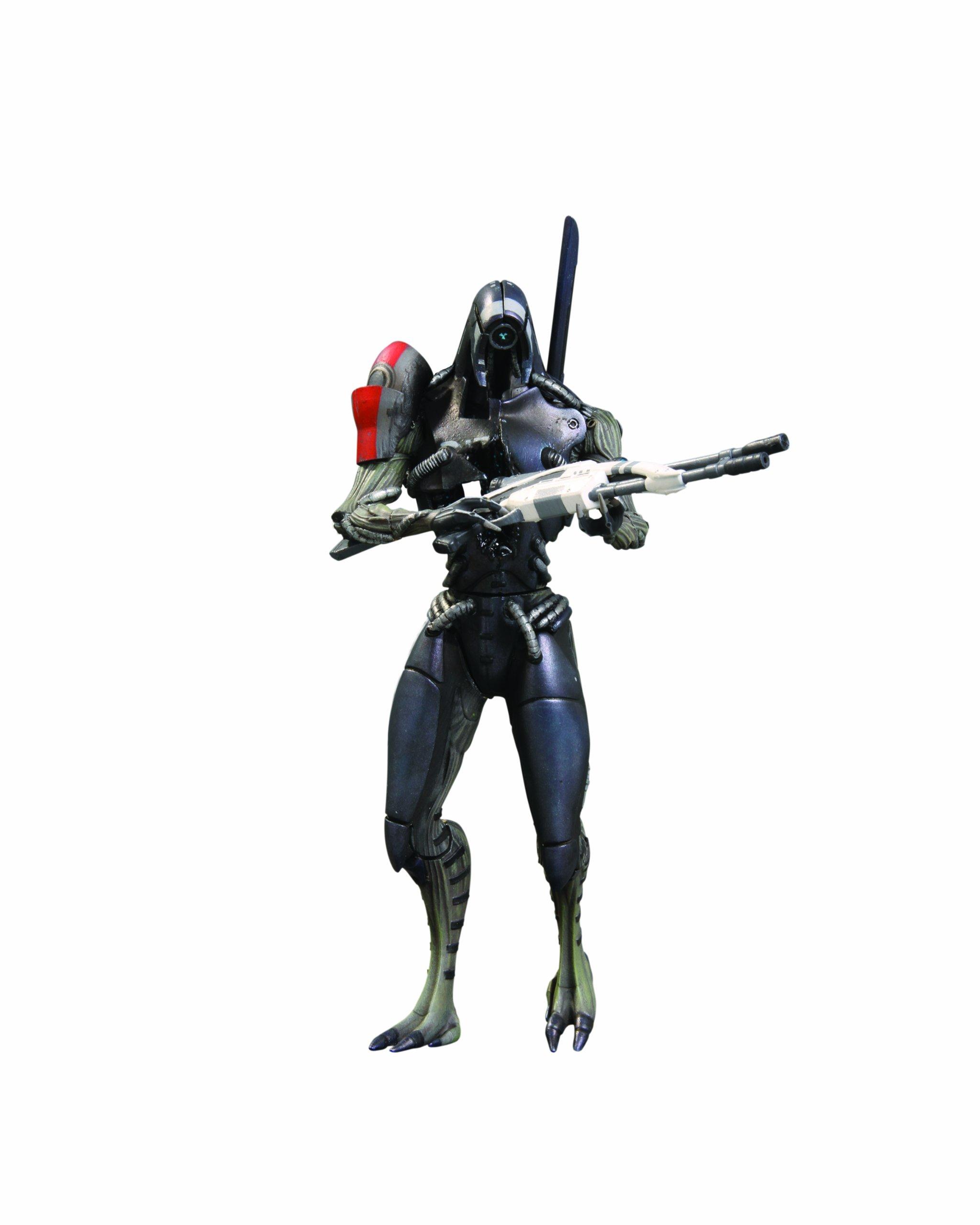 Big Fish Toys Mass Effect 3: Series 2: Legion Action Figure