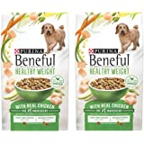 Purina Beneful Healthy Weight With Real Chicken Adult Dry Dog Food - 6.3 lb. - 2 Bag