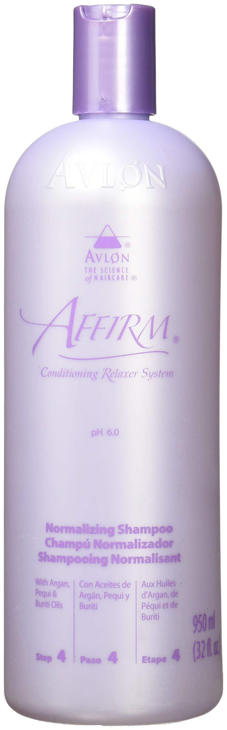 Amazon Affirm Relaxer Kit 4 Applications Beauty