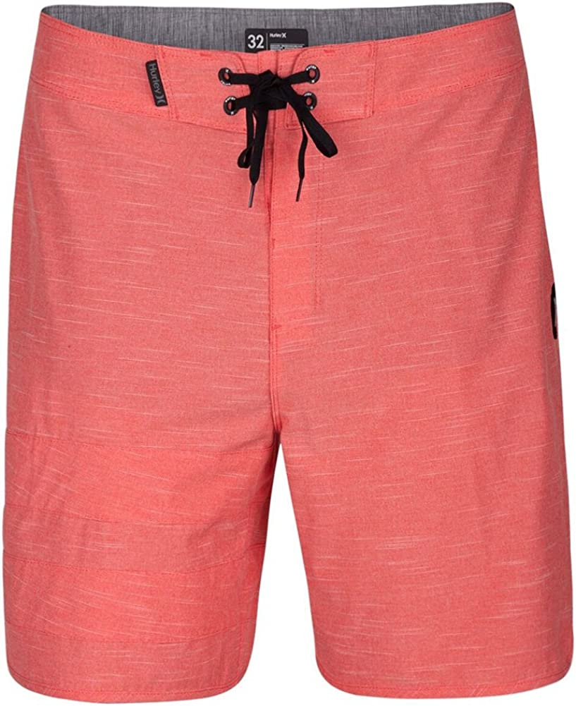 Hurley Mens Phantom Block Party 18 Swim Short Boardshort