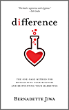Difference: The one-page method for reimagining your business and reinventing your marketing (English Edition)