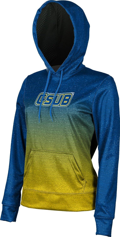 Bakersfield Girls Pullover Hoodie School Spirit Sweatshirt ProSphere California State University Ombre