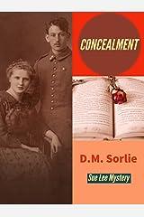 Concealment: Sue Lee Mystery Kindle Edition