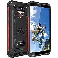 OUKITEL WP5 Pro Outdoor Smartphone-Android 10 4G Dual SIM Robuuste Waterdichte Telefoon IP68, Helio A25, 5,5 inch…