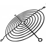 AAB Cooling Grill 140- Nero - Copertura ventilatore per ventilatori 140x140mm