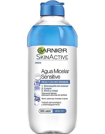 Garnier Skin Active Agua Micelar Sensitive para Pieles y Ojos Muy Sensibles - 400 ml