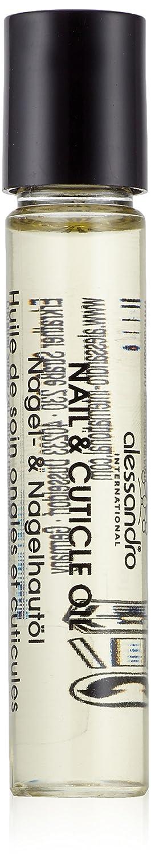 alessandro Professional Manicure Nagel und Nagelhautöl, 1er Pack (1 x 10 ml) 03-026