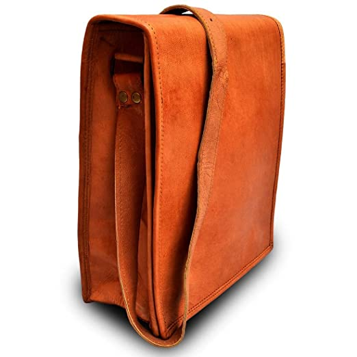 8e664568a6 World s Trendz Stylish Leather Collage Side Bag - Long  Amazon.in  Bags
