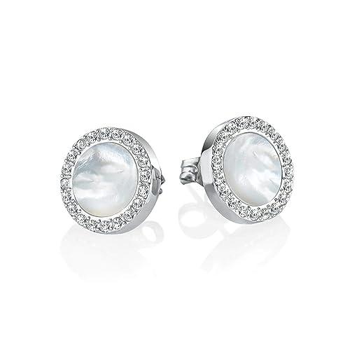 acquisto economico tecnologie sofisticate molti alla moda MORELLATO Orecchini a perno Donna argento - SALX08: Amazon ...