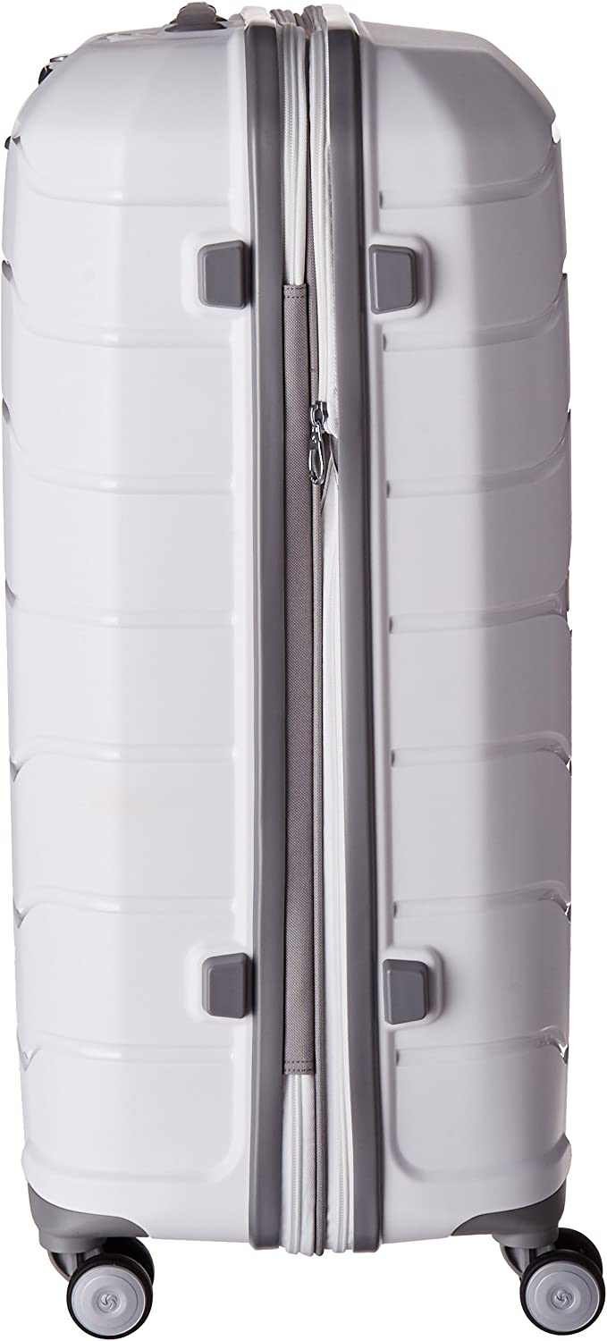 Samsonite Freeform Hardside Expandable with Double Spinner Wheels Sage Green