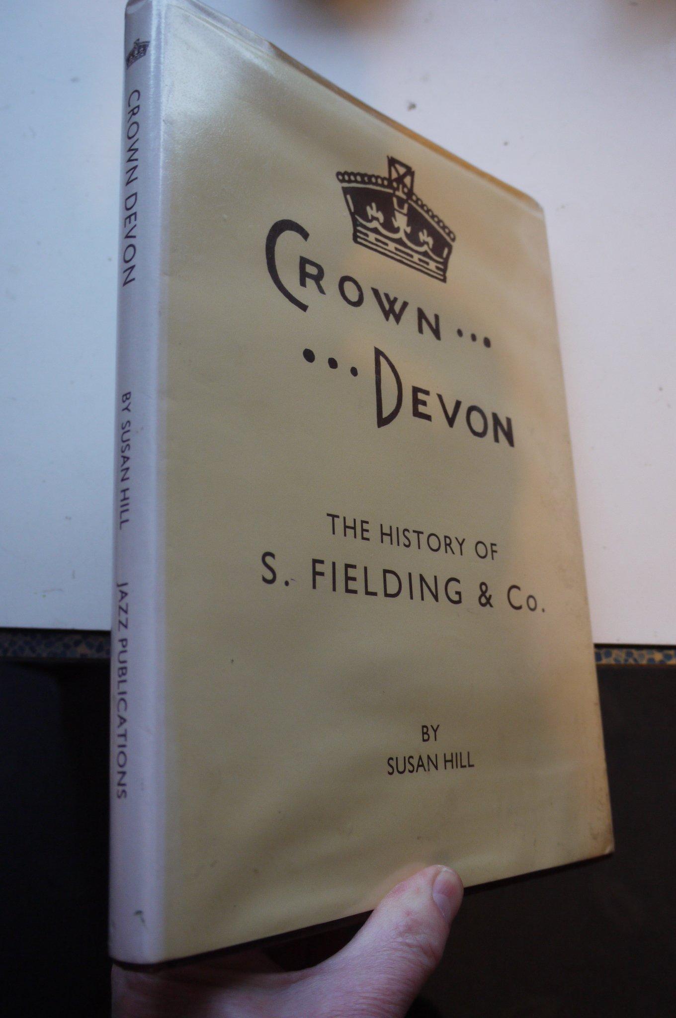crown devon the history of sfielding co