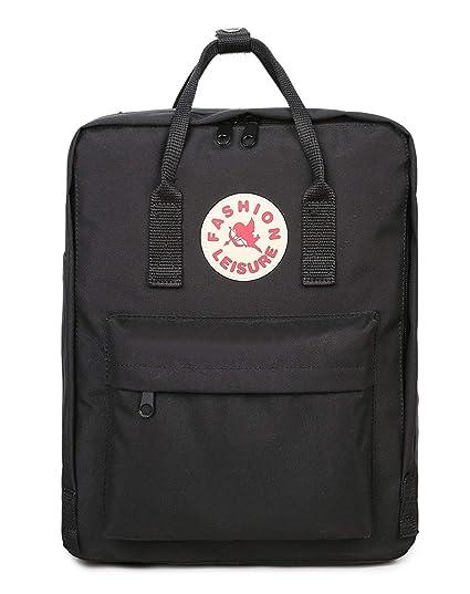 Marsoul mochila mujer Mochila impermeable 13.8 Bolsa de viaje vintage para mujeres, laptop de 13