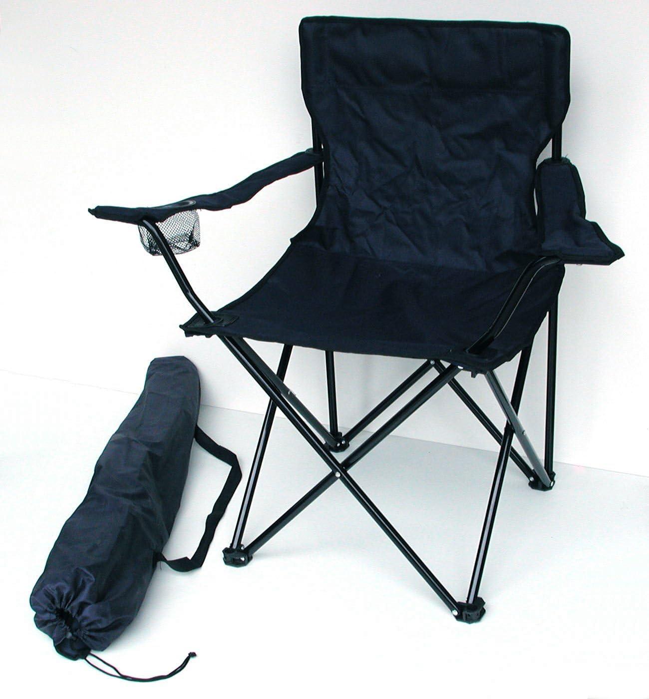 Outwell Campingstuhl Blau Gartenstuhl Klappstuhl Anglerstuhl Faltstuhl Stuhl
