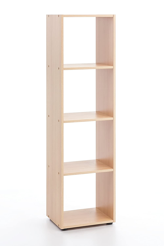 WILMES Niedrigboard, TV-Board, Regal, Holzwerkstoff, 140 buche dekor, 140 Holzwerkstoff, x 29 x 38 cm 0fda84