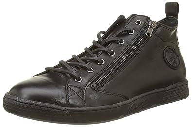 Jayer/N, Baskets Hautes Homme, Noir (Noir), 42 EUPataugas