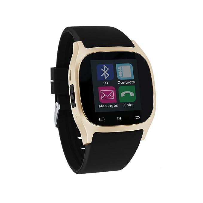 Smart Watch I-Touch - Pantalla Bluetooth con podómetro para ...