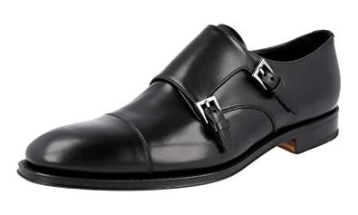 Men's 2OB033 070 F0002 Leather Business Shoes