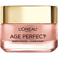 Face Moisturizer by L'Oreal Paris Skin Care I Age Perfect Rosy Tone Moisturizer...