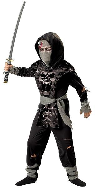 Amazon.com: GTH Boy s oscuro Zombie Ninja Kids Niño Fancy ...