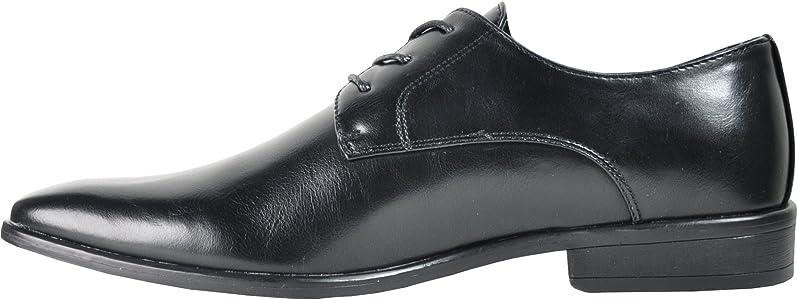 Amazon.com | Bravo! Men Dress Shoe Big