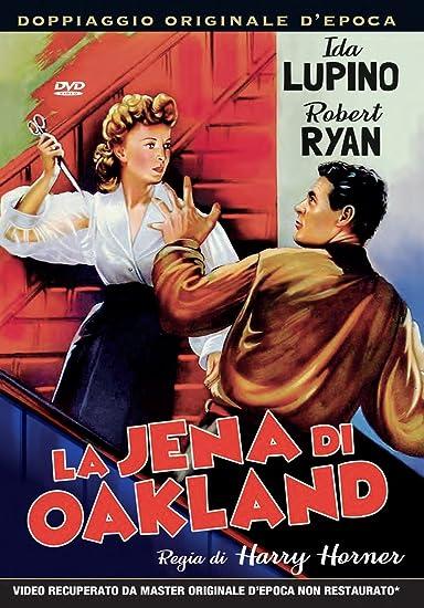 La Jena Di Oakland (1952): Amazon.it: Lupino,Ryan,Holmes,  Lupino,Ryan,Holmes: Film e TV
