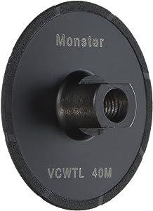 Toolocity VCWTL40M 4-Inch Vacuum Brazed Diamond Cup Wheel, Medium